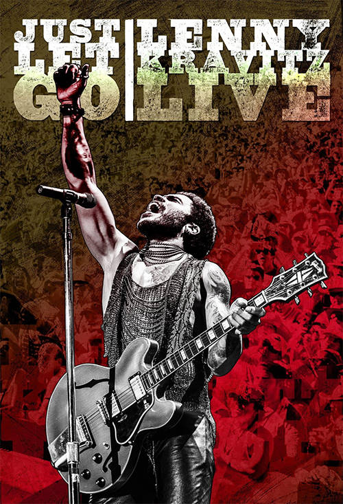 Acheter Lenny Kravitz : Just Let Go sur Amazon.fr