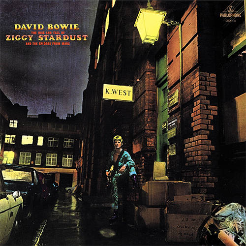 Acheter The rise and fall of Ziggy Stardust and the spiders from Mars sur Amazon.fr