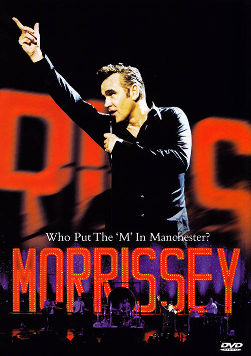 Acheter Morrissey : Who Put The 'M' In Manchester sur Amazon.fr