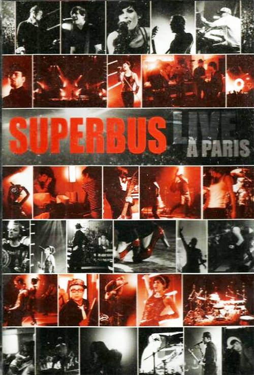 Acheter Superbus - Live à Paris sur Amazon.fr