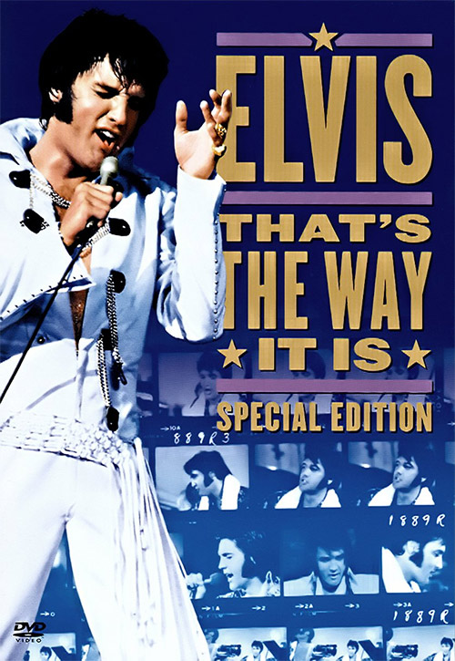 Acheter Elvis : That's the Way it is sur Amazon.fr