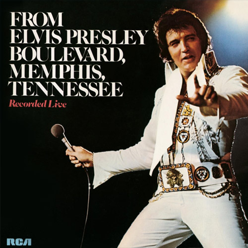 From Elvis Presley Boulevard, Memphis Tennessee