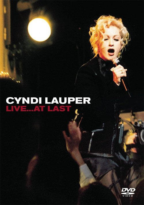 Acheter Cyndi Lauper : Live At Town Hall sur Amazon.fr
