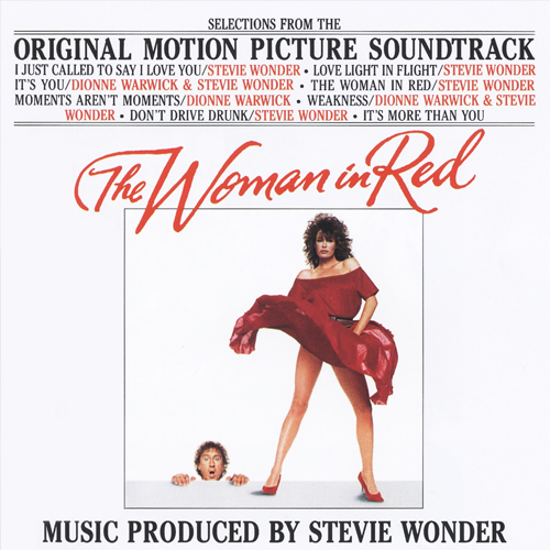 The woman in red (BO du film)