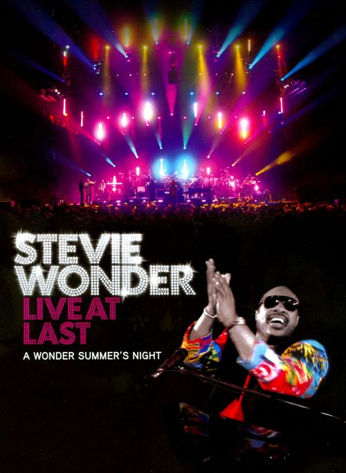 Acheter Stevie Wonder - Live at Last - A Wonder Summer's Night sur Amazon.fr