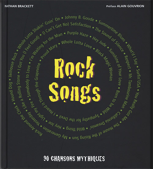 Acheter ROCK SONGS sur Amazon.fr
