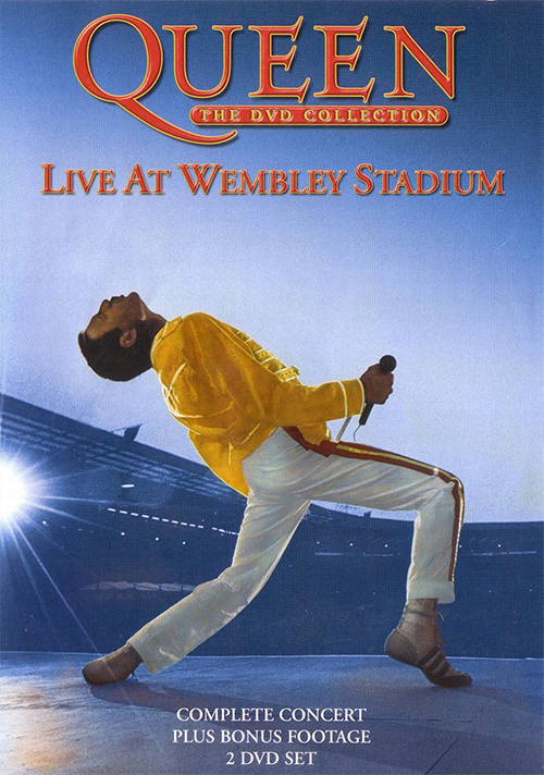 Acheter Queen : Live at Wembley sur Amazon.fr