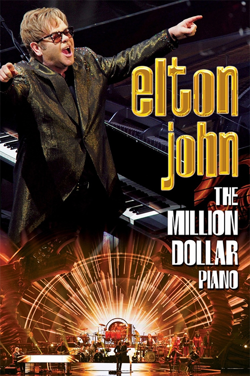 Acheter Elton John the Million Dollar Piano sur Amazon.fr