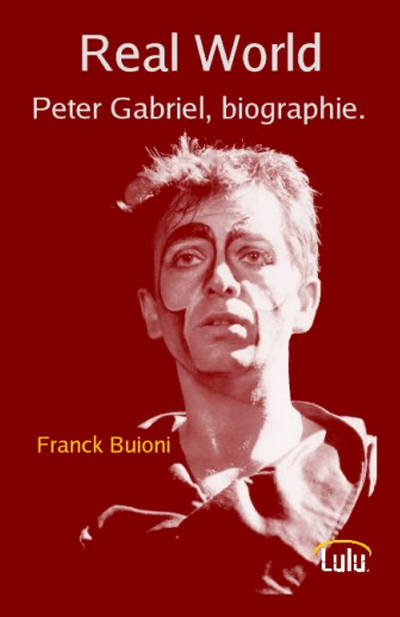 Acheter Real World Peter Gabriel, biographie sur Amazon.fr
