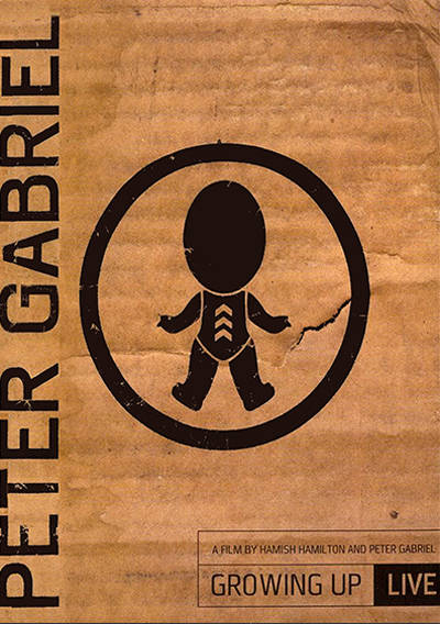Acheter Peter Gabriel : Growing Up, Live sur Amazon.fr