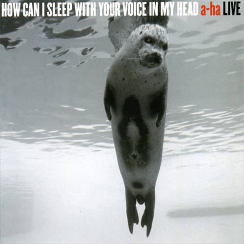 How can I sleep with your voice in my head ? - live -