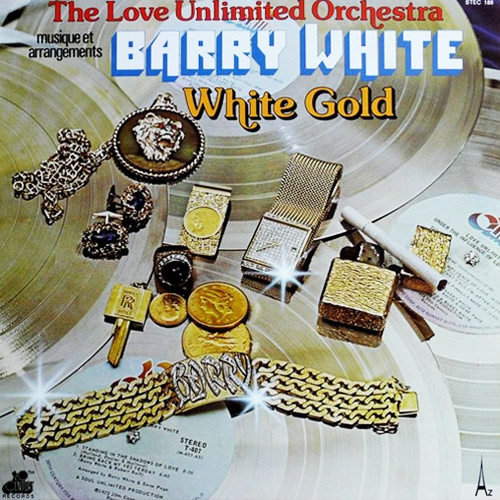 White gold (avec le Love Unlimited Orchestra)