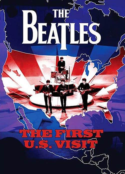 Acheter The Beatles : The First U.S. Visit sur Amazon.fr