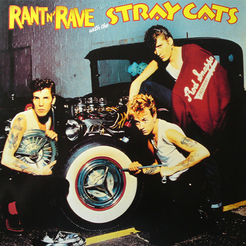 Rant n'rave with the stray cats