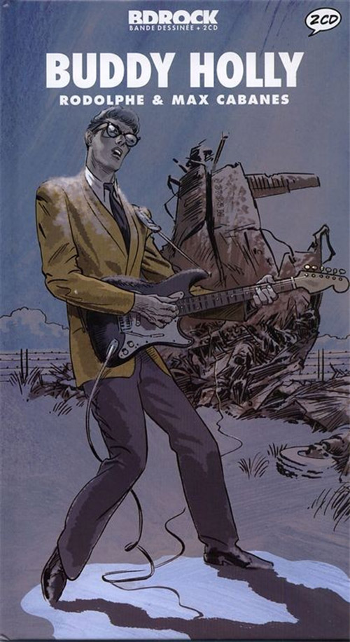 Acheter Buddy Holly en BD sur Amazon.fr