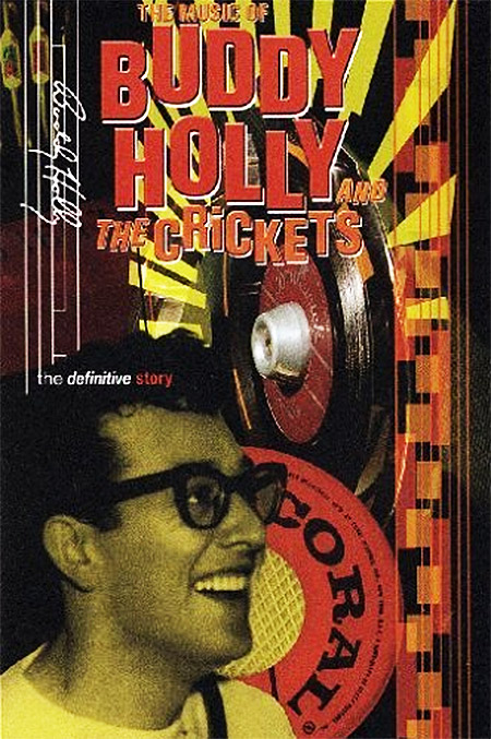 Acheter Buddy Holly : The definitive story sur Amazon.fr